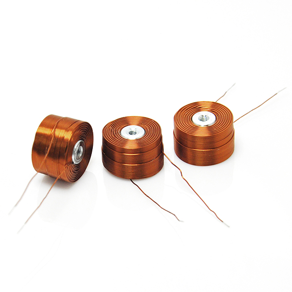 Copper Magnetic Levitation Coil with Iron Core for Arduino Diy