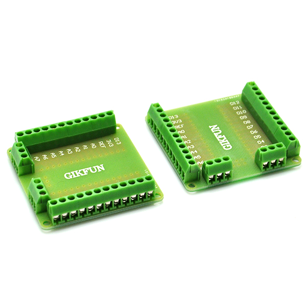 NANO IO Shield Expansion Board Screw Terminal Adapter DIY Kit