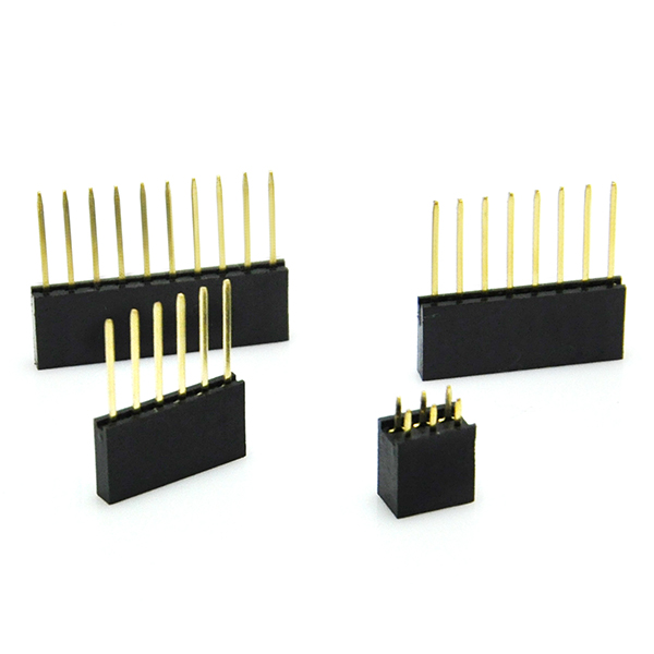 Stackable Shield Header Set Kit 6 8 10 Pin Tall R3 Diy Kit