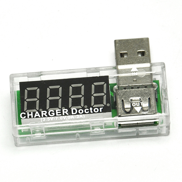 USB Charger Doctor Voltage Current Meter Battery Tester