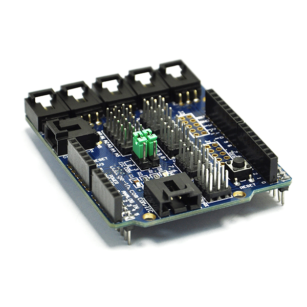 UNO MEGA Duemilanove Sensor Shield V4 Digital Analog Module