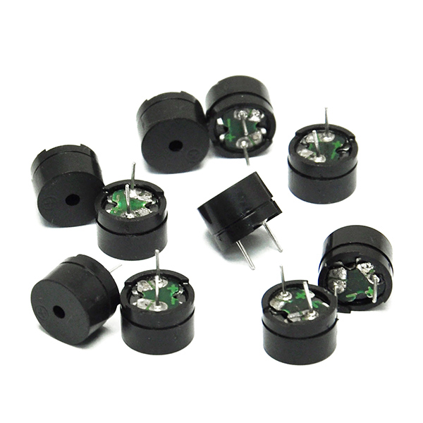 10PCS 5V 2 Terminals Passive Electronic Buzzer for Arduino