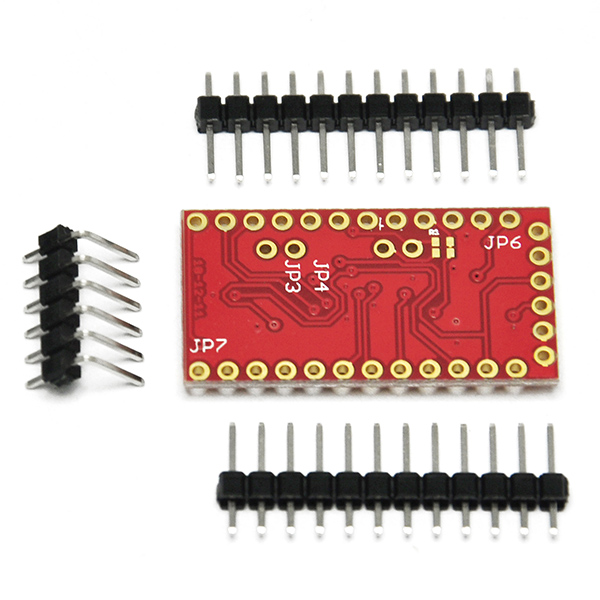 1PCS Pro Mini ATMEGA328 5V 16Mhz Replace ATmega168 For Arduino
