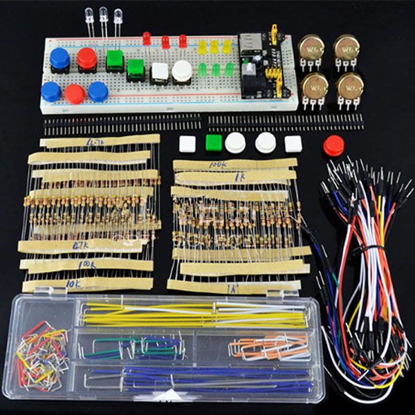 Electronic fans Parts Component Starter Kit For Arduino