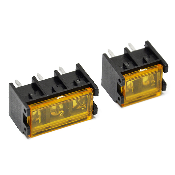 10x HB-9500 2P and 3Pin 9.5mm Barrier Terminal Block Connector