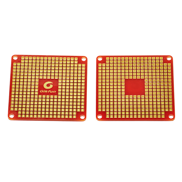 "10pcs 2""x2"" Double-side Circuit DIY PCB Prototype Board"