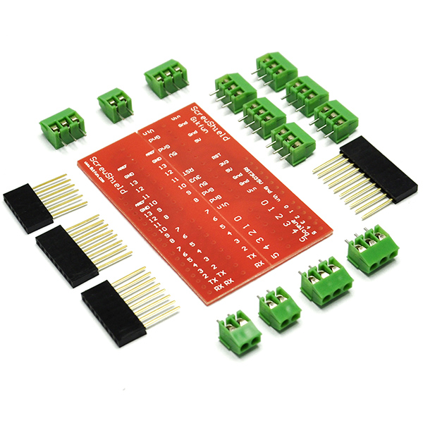 Screwshield Expansion Board DIY Kit FArduino UNO R3 Duemilanove