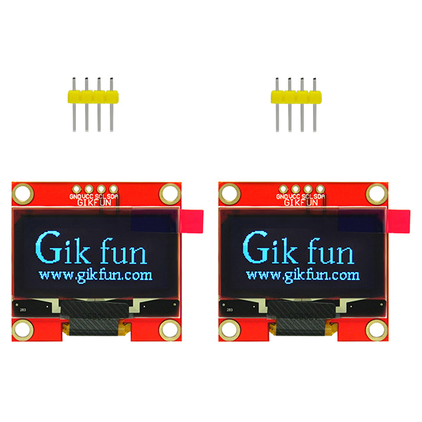 1.3' 4Pin IIC I2C OLED Display Module for Arduino