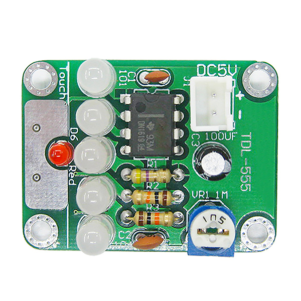 TDL-555 Touch Delay LED Light DIY Kit PCB Board for Arduino